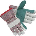 Where to rent GLOVES, LEATHER W  CLOTH PALM in Dallas TX