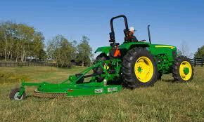 Where to find BRUSH HOG, JOHN DEERE 5055E in Dallas