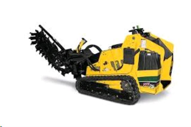 Where to find TRENCHER, VERMEER FTX25 SIDE BOOM in Dallas