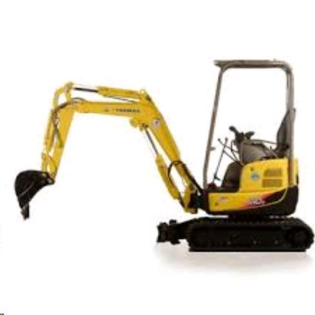 Where to find EXCAVATOR, YANMAR 017 7 2  MINI in Dallas