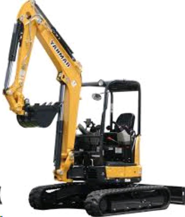 Where to find EXCAVATOR, YANMAR 035 10 MINI in Dallas