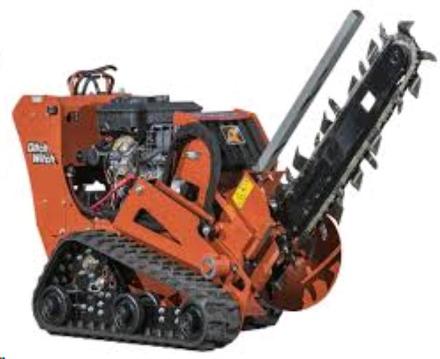Where to find TRENCHER, DITCH WITCH C16X in Dallas
