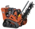 Where to rent TRENCHER, DITCH WITCH C16X in Dallas TX