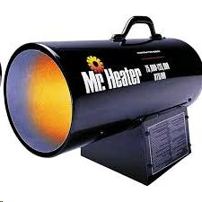 Rent Propane Heaters