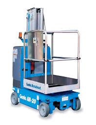 Rent One Man Drivable Lifts
