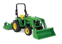 Rent Tractors & Compact Utility Loaders