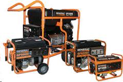 Rent Generators & Light Towers