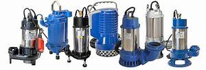 Rent Water Pumping Equipment