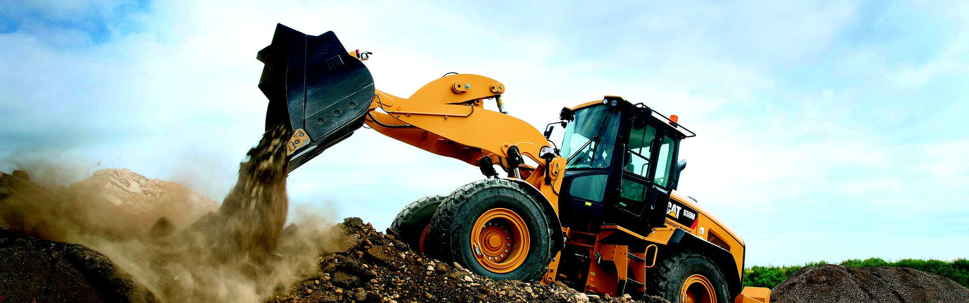 Excavator rentals in Dallas, Lewisville, The Colony, Carrollton, Denton, Richardson, Flower Mound, Frisco, & Addison